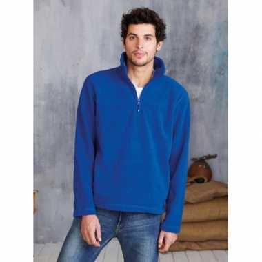 Big size fleece sweater