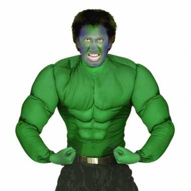 Hulk spierbal t-shirt voor heren