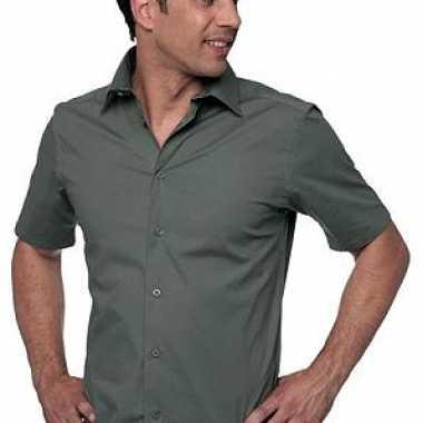 Overhemd Korte Mouw Heren.Kleding Heren Overhemd Korte Mouw T Shirt S Nl