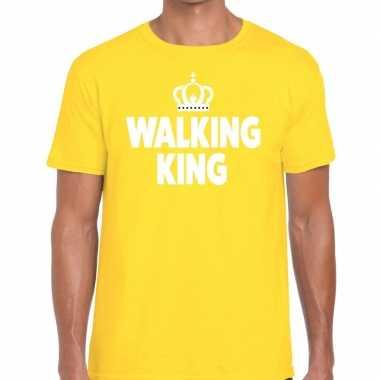 Nijmeegse vierdaagse shirt walking king voor heren
