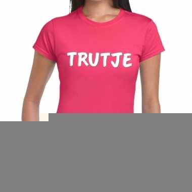 Rozetrutje shirt voor dames