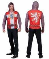 Ridder shirt met capuchon 3d ridder 10042395