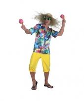 Tropisch shirt voor heren