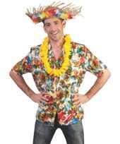 Vrolijke hawaii blouse voor heren